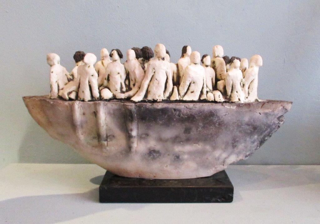 Wendelin Gräbener - Das Boot ist voll