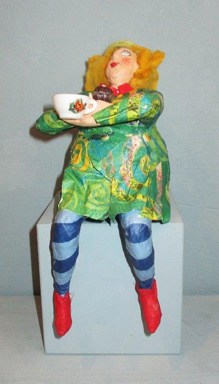 Siegert Binder Dorothea - Kaffeetante