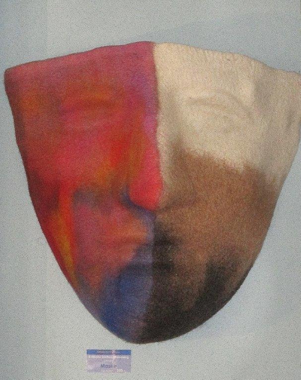 Barbara Steffen Munsberg - Maske