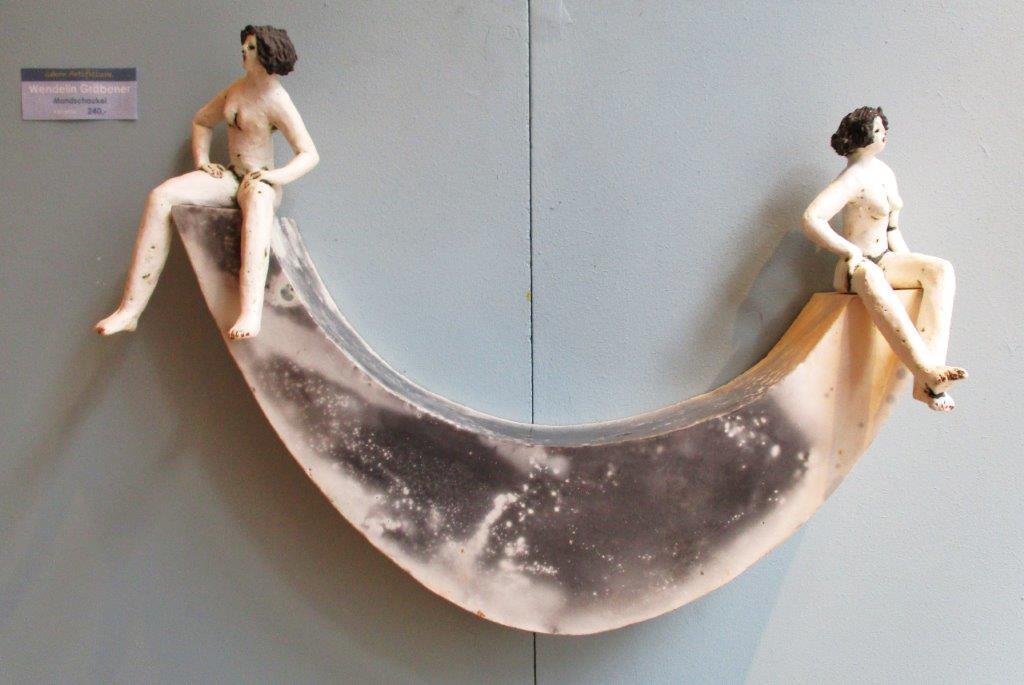Wendelin Gräbener - Mondschaukel