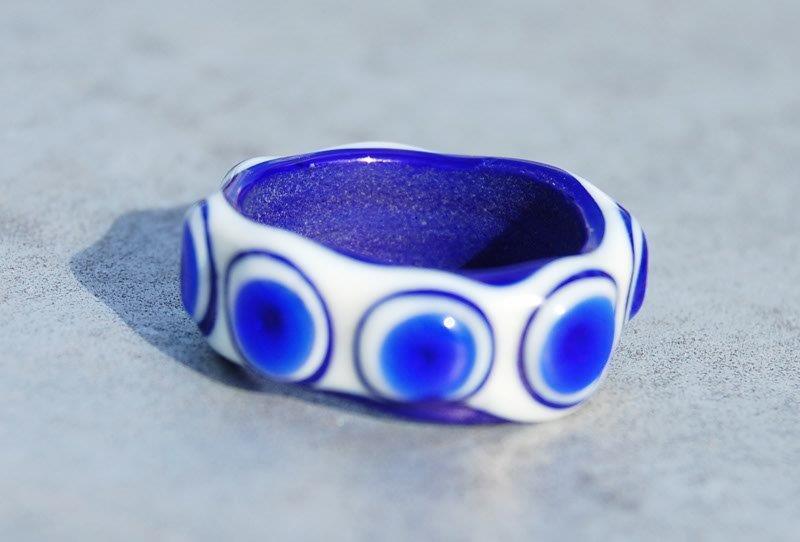 Astrid Ottermann - Ring aus Muranoglas